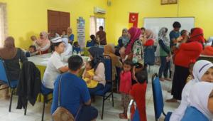 Immunisation in the Gombak Health District, Selangor, Malaysia